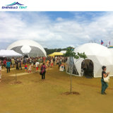 Large Outdoor Party Dome Tents with PVC Wall