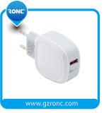 Mobile Phone EU Plug QC3.0 Portable USB Travel Wall Charger