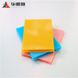 Hot Sale Twin Wall Hollow Polycarbonate Sheet with Factory Price