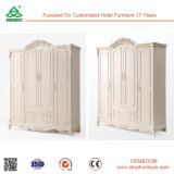 Wholesale Price Modern Design 3 Door Wooden Bedroom Wardrobe