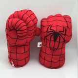 New Hot Sale Spider Man Gloves Plush Doll Children Toy 30cm