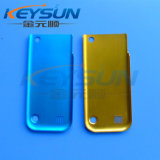 Metal Parts Mobile Phone Case