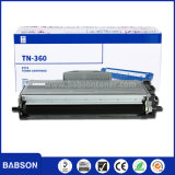 High Yeild Compatible Black Toner for Brother Tn360/2115/2120/2125/2175