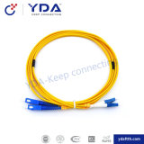 with Cheaper Prices FTTH Fiber Optic Cable Patch Cord with Sc FC St Connectors