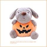 Halloween Pumpkin Doll Toy Soft Animal Dog Toy