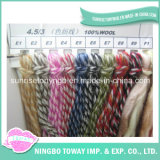 Hand Knitting Color Spinning Pure Wool Yarn