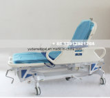 Hospital Luxury Hydraulic Emergency Transfer Trolley Surgical Equipment