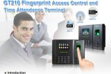 Fingerprint Time Attendance and Access Control System with GPRS WiFi