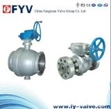 Two Piece Floating Ball Valve