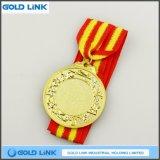 Wholesale Sports Coin Badge Custom Metal Medal Awards Medallion