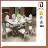 Modern Oval Back Wedding Rose Golden Hotel Restaurant Living Dining Room Furniture Stainless Steel Chair