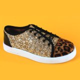 Girls Gold Glitter Sneakers Kids Shoes for Girls Online Shopping