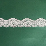 New Wavy Design Trimming Lace for Garment Lace Trims Fabric