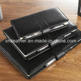 Personalized Megnetic Leather Notebook Diary for Gift