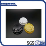 Colorful Customize Coffee Cup Lid Logo