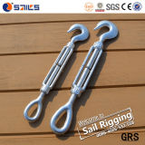 Forged Galv US Type Turnbuckles with Eye and Hook