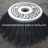 Mixture Material Wood Plate Side Machinery Brush (YY-003)