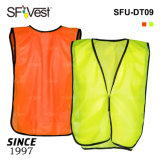 Manufacturer 100% Polyester Safety Mesh Vest Cheap Security Clothing