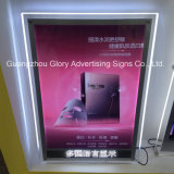 Crystal LED Light Box with Bottom LED Moving Message
