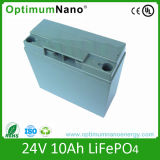 24V 10ah LiFePO4 / Lithium-Ion Battery Pack for Electric Bike