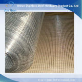 Stainless Steel PVC Coated Double Warp Welded Wire Fence