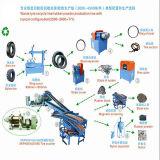 Rubber Tire Crusher / Rubber Crusher
