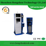 Multimedia Touchscreen Self Payment Kiosk with Visa Card Reader