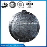 Cast/Ductile Iron Casting Drainage Manhole Covers with Customized Service