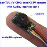 520tvl 0.008low Lux Mini Security Video CCTV Camera Night Vision (22X12X6mm, NTSC/PAL)