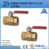 China Supplier Oil and Gas Brass Ball Valve Quality Choice