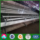 Welded Fabricated Steel H Beam for Steel Structure (XGZ-SSL-01)