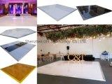 Portable Wedding Teak Wood White Dance Floor for Holdings