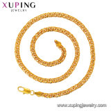 Promotional Hot Sales Gold Necklace Cheap Gold Plated Chains