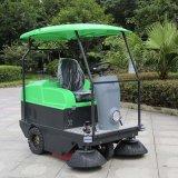 High Efficiency Electric Vacuum Street Sweeper Industrial Floor Sweeper for Sale (DQS14)