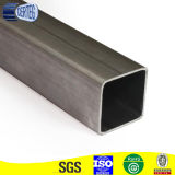 Black Square Steel Tube 50X50 Door Frame Material