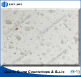 Artificial Quartz Engineered Stone for Counterops/ Table Tops with High Quality (Single colors)