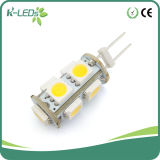 Chandelier LED Lights 9SMD5050 AC/DC12V 4000k G4 LED