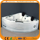 CE ISO9001 2 Pillow ABS Jacuzzi Tub (CL-338)
