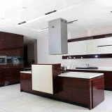 Welbom Modern Plywood Lacquer Kitchen Cabinets