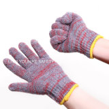 Cheap Colorful Cotton Knitted Work Glove
