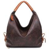 Popular Lady Handbag Design Lady Tote Big Capacity Women Bag Fashion Bag PU Leather Handbags Ladies Handbag Ladies Bag (WDL01135)