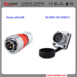 UL CE Approved 2pin Male and Female Electrical Connector