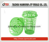 High Quality Plastic Laundry Basket Mould with Lid