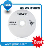 Factory Cheap Price 16X 4.7GB Free Sample Blank DVD