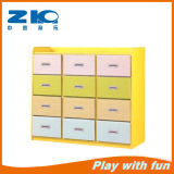 High Quality Wholesale Movable Kids Book Shelf/ Modern Wooden Kids Book Shelf