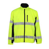 High Quality Cotton Reflective Safety Jacket