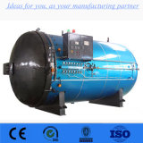 Electric Steam Industrial Autoclave for Rubber and Composite