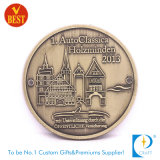Folk Cheap Custom Stamping Souvenir Award Medal