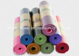 Wholesale 6mm TPE Solid Color Yoga Mat