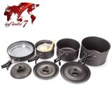 The High Configuration Outdoor Cookware Set